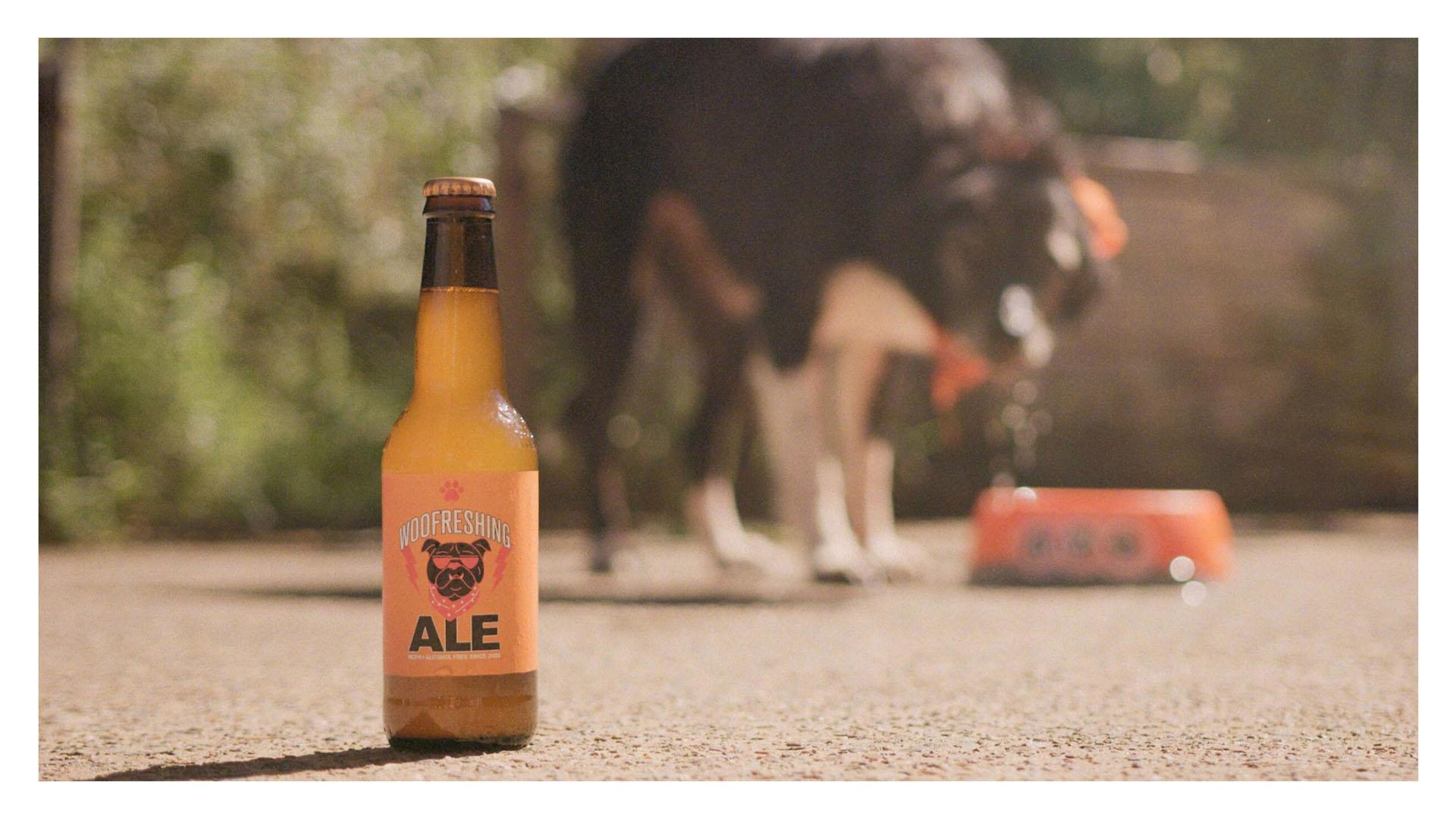 BWS - Woofreshing Ale